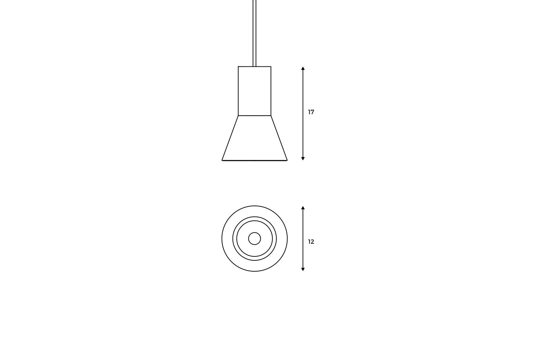 Codolagni Nilson pendant lamp Line