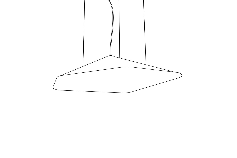 Codolagni Nubo Lamp Small Line P