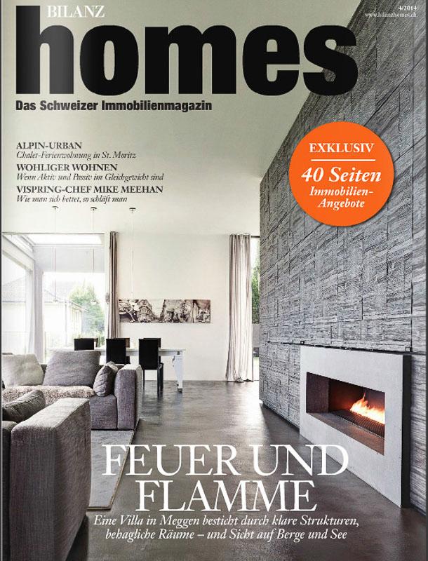 Codolagni in Bilanz Homes Mag